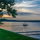 Saratoga Lake by barkeypf