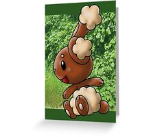 Buneary Greeting Card
