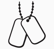 Dog Tags Kids Clothes