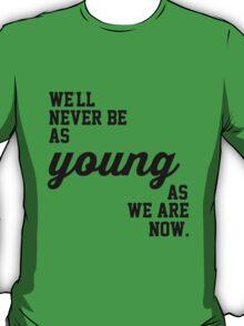 5SOS Never Be Lyrics T-Shirt