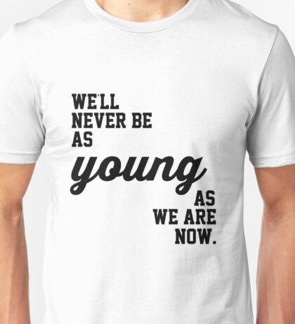 5SOS Never Be Lyrics Unisex T-Shirt