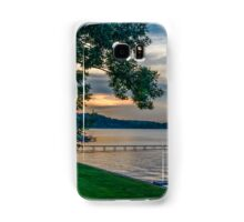 Saratoga Lake Samsung Galaxy Case/Skin