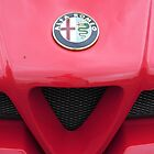 Alfa Romeo SZ by David Cross