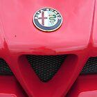 Alfa Romeo SZ by David Cross