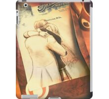 Clara and The Doctor [A Sketch] iPad Case/Skin