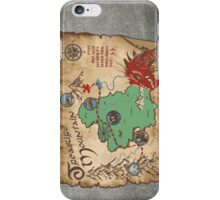 Treasure Mountain iPhone Case/Skin