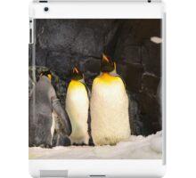 Penguin Planet iPad Case/Skin