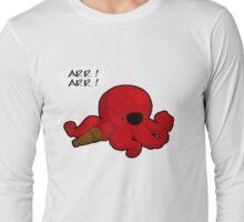 Octopirate Long Sleeve T-Shirt