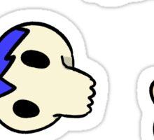 michael pack Sticker