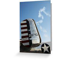 Air Americana Greeting Card
