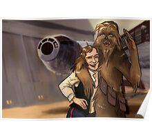 Star Wars selfie series: #4 Poster