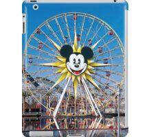 Disney California Adventure's Paradise Pier iPad Case/Skin