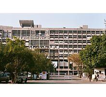 Facade of the Secretariat Photographic Print