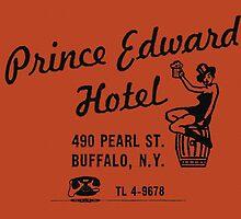 Prince Edward Hotel by GasStationB
