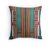 Pin striped Throw Pillow