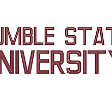 Fumble State University by RefinedSouthern