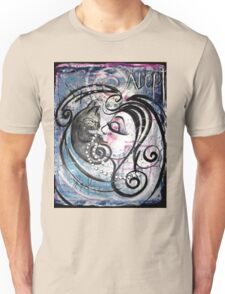 Cat Art Adoption Advocate Loralai Unisex T-Shirt