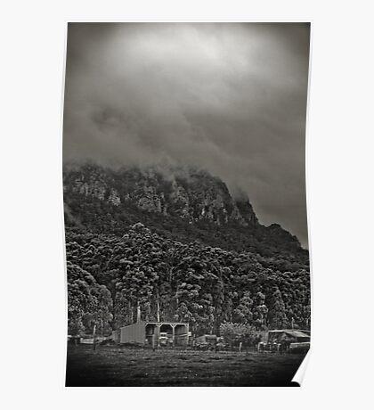 Mt Roland Poster