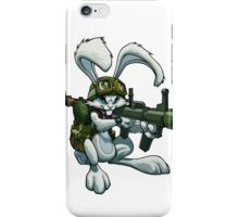 Bazooka Bunny iPhone Case/Skin