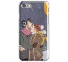 Hot Buttered Rum iPhone Case/Skin