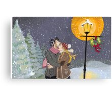 Hot Buttered Rum Canvas Print