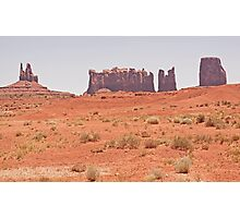 RT14 - Monument Valley Photographic Print