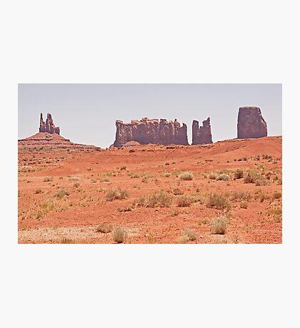 RT14 - Monument Valley Photographic Print