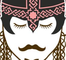 Lady Dwarf: Kari Sticker