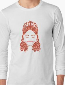 Lady Dwarf: Halldora Long Sleeve T-Shirt