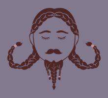 Lady Dwarf: Edda Kids Tee