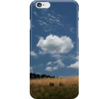 Bouncing Clouds iPhone Case/Skin