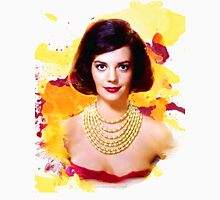 Natalie Wood watercolor digital Unisex T-Shirt