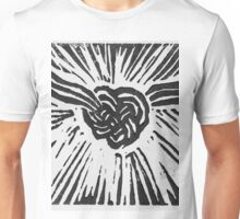 Tied with Love Unisex T-Shirt