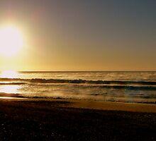 EARTHY COLOURS INTO THE SUN by Ekascam