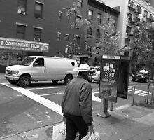 New York Street Photography 46 by Frank Romeo