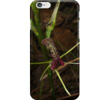 Tongue Orchid iPhone Case/Skin