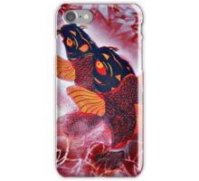 spray koi iPhone Case/Skin