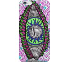 Eye Liner iPhone Case/Skin