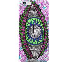 Eye Liner iPhone Case/Skin