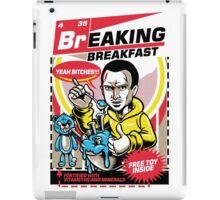 Breaking Breakfast iPad Case/Skin