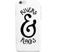 Rivers & Roads iPhone Case/Skin