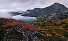 Van Diemens Mountains by Robert Mullner