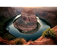 Horseshoe   Bend  Photographic Print