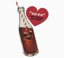Soda Valentine T-Shirt