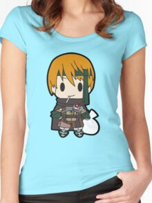 Gaius Chibi Women's Fitted Scoop T-Shirt