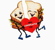 Sandwich Valentine Unisex T-Shirt