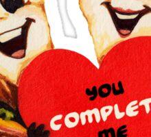 Sandwich Valentine Sticker