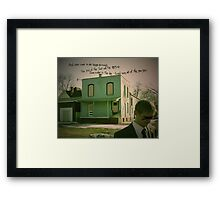 Synopsis (A Fairy Tale) Part 2 Framed Print