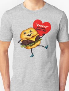 Cheeseburger Valentine T-Shirt