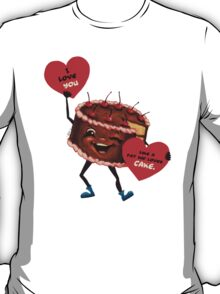 Cake Valentine T-Shirt